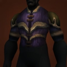 Sanctified Ahn'Kahar Blood Hunter's Tunic Model