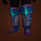 Frostfire Sandals Model