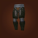 Outrider Chainmail, Hoot-Hunter's Leggings Model