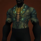 Ikfirus' Sack of Wonder, Shadow Seeker's Tunic, Sanctified Shadowblade Breastplate, Shadow Seeker's Tunic Model