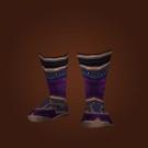 Wrathful Gladiator's Treads of Dominance Model