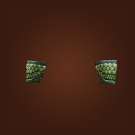 Turtle Scale Bracers Model