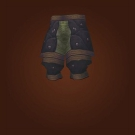 Yak Herder Leggings Model
