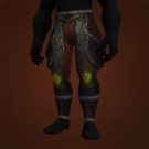 Aberration's Leggings, Wind Stalker Leggings, Wind Dancer's Legguards Model