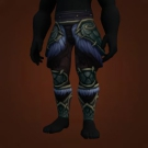 Subetai's Pillaging Leggings, Yaungol Slayer's Legguards Model