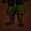Boots of Natural Grace, Orca-Hide Boots Model