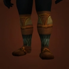 Slabchisel Boots, Night Watch Boots, Krom'gar Sergeant's Armored Greaves Model