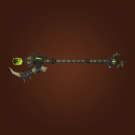 Inferno-Flame Staff Model
