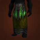 Kilt of the Forgotten Battle, Phase-Twister Leggings, Kilt of Trollish Dreams, Kilt of Pandaren Promises Model