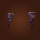 Cranefeather Gloves Model