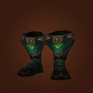 Dreadful Gladiator's Warboots of Cruelty Model