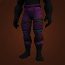 Shadoweave Pants, Highborne Pants, Dark Deed Leggings Model