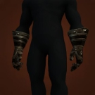 Wicked Chain Gauntlets, Black Grasp of the Destroyer, Handguards of the Steady Model