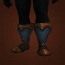 Warpwind Greaves, Exile's Chain Boots Model