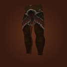 Primal Gladiator's Leggings of Prowess Model