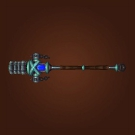 Cataclysmic Gladiator's Energy Staff Model