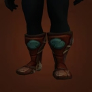 Contender's Leather Boots, Hozen-Speed Boots, Forgotten Boots, Tidesplitter Boots Model