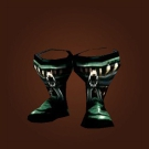 Jangdor's Handcrafted Boots, Serpentskin Boots, Indomitable Boots Model
