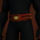 Runed Copper Belt Model