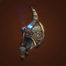 Crafted Dreadful Gladiator's Satin Mantle Model
