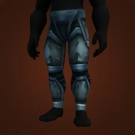 Heroic Legplates, Thunderforge Leggings, Slatesteel Leggings Model