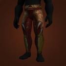 Wild Gladiator's Legguards, Warmongering Gladiator's Legguards Model
