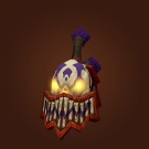 Amani Mask of Death, Tarnished Fanatic's Headcover Model