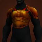 Radiant Breastplate, Bonechewer Berserker's Vest Model