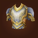 Glowing Breastplate of Truth Model