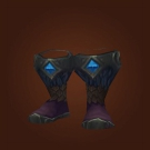 Fireball Treads, Dark Iron Chain Boots, Dark Iron Chain Boots Model