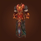 Robes of Summer Flame Model