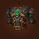 Crafted Malevolent Gladiator's Plate Chestpiece Model