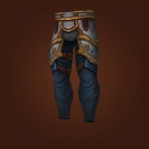 Wild Gladiator's Scaled Legguards, Wild Gladiator's Legplates Model