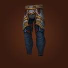 Wild Gladiator's Legplates Model
