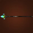 Staff of the Arcane Path, Staff of the Royal Wizard, Magus Long Staff, Totemic Staff, Auchenai Staff Model