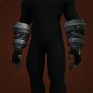 Ruthless Gladiator's Plate Gauntlets, Ruthless Gladiator's Plate Gauntlets Model