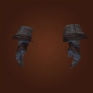 Hound Trainer's Gloves, Vellum-Ripper Gloves Model