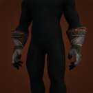 Deadly Gladiator's Ringmail Gauntlets, Deadly Gladiator's Mail Gauntlets, Deadly Gladiator's Linked Gauntlets Model