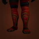 Fire Striders, Darktread Boots, Sinister Area 52 Boots, Ashwalker's Footwraps, Infernoweave Boots Model