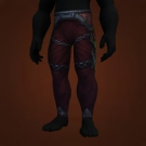 Leggings of Woven Death, Plaguebringer's Stained Pants, Sanctified Bloodmage Leggings Model