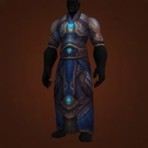 Velen's Raiments of Conquest, Velen's Robe of Conquest, Royal Moonshroud Robe, Velen's Raiments of Triumph, Flowing Vestments of Ascent, Velen's Robe of Triumph, Velen's Raiments of Triumph, Flowing Vestments of Ascent, Velen's Robe of Triumph, Satin Robe of Eminent Domain Model