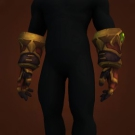Shadowed Gauntlets of Paroxysm, Gloves of Immortal Dusk Model