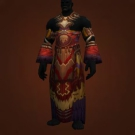 Faded Spirit-Wrencher Robe Model