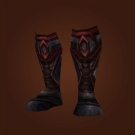 Garmaul Footwraps, Skom Greaves, Orca Footwraps, Trapper Footwraps Model