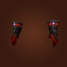 Vengeful Gladiator's Silk Handguards Model