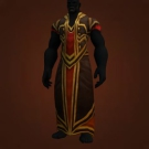 Cindercloth Robe, Bloodwoven Wraps Model