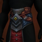 Belt of Determined Resolve, Cinderhide Belt Model
