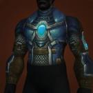 Bloodthirsty Gladiator's Chain Armor Model