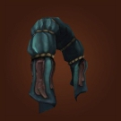 Steamburst Mantle, Orunai Shoulderpads, Gordunni Shoulderpads Model