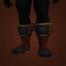 Relentless Gladiator's Boots of Triumph Model